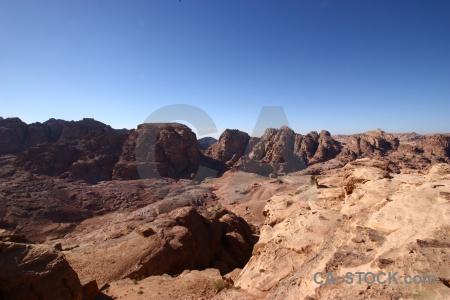 Unesco jordan western asia middle east petra.