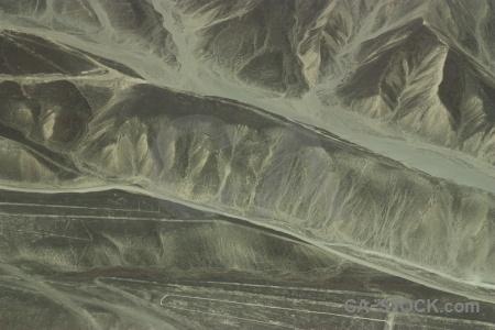 Unesco peru nazca aerial lines.