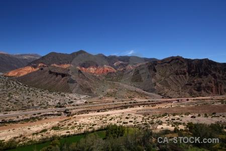 Unesco sky argentina mountain tilcara.