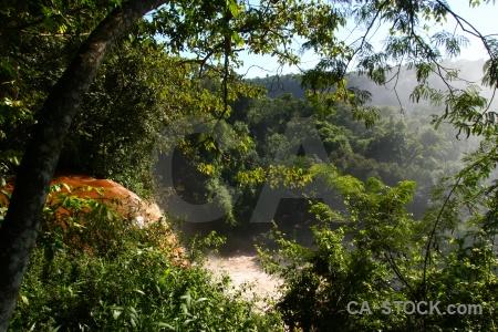 Unesco sky iguazu river iguacu falls iguassu.