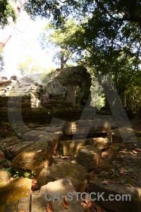 Unesco ta prohm buddhism khmer stone.