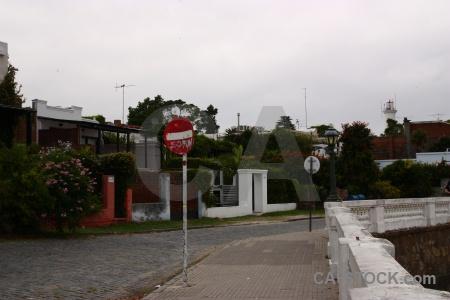 Unesco uruguay road building colonia del sacramento.