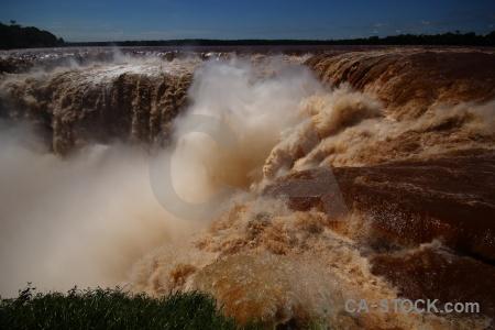 Unesco water waterfall iguazu falls iguassu.