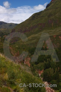 Urubamba valley grass altitude sacred south america.