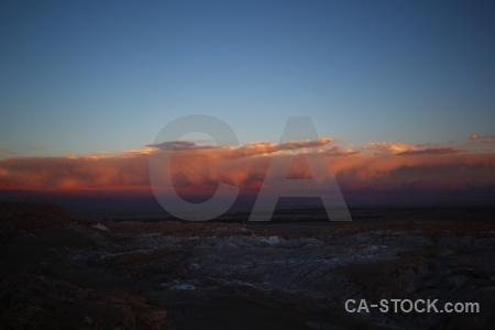 Valle de la luna desert chile valley of the moon sky.