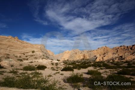 Valley quebrada de las flechas sky cloud south america.