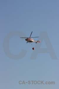 Vehicle helicopter javea firefighting europe.