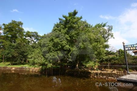 Vietnam water asia tile minh mang.