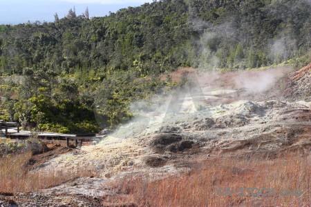 Volcanic.