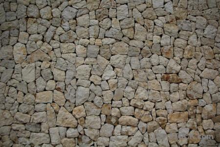 Wall javea stone spain europe.
