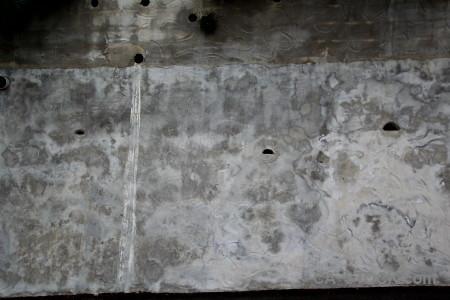 Wall plaster texture gray.