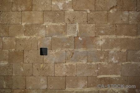 Wall texture spain europe stone.