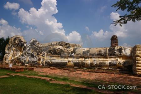 Wat lokayasutha wat lokkayasutharam asia sky tree.
