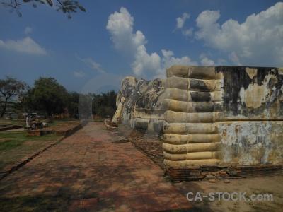 Wat lokkayasutharam cloud brick asia unesco.