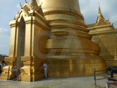 Wat phra si rattana satsadaram asia buddhism grand palace kaeo.