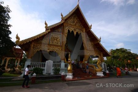 Wat phra singh animal asia chiang mai buddhism.