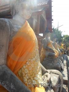 Wat yai chai mongkol mongkhon thailand asia phra chedi chaimongkol.