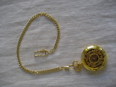 Watch pocket watch gray object.