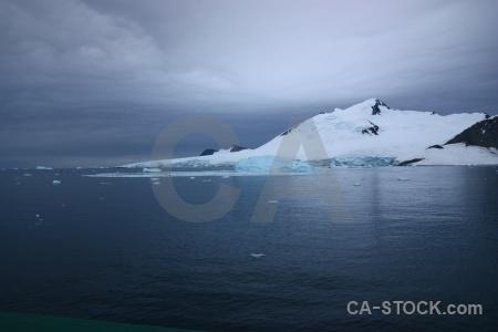 Water antarctic peninsula antarctica ice day 5.