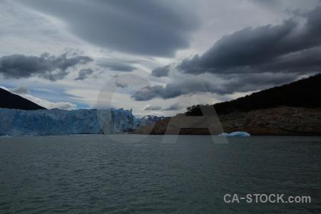 Water argentina patagonia mountain lago argentino.