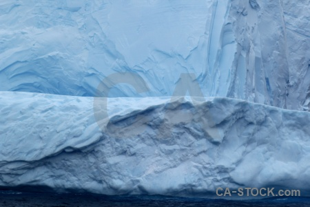 Water day 4 sea ice drake passage.