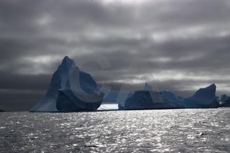Water day 8 argentine islands sea antarctica cruise.