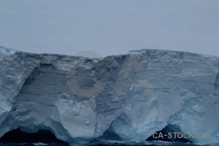 Water drake passage iceberg ice sea.