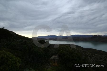 Water lago nordenskjold patagonia sky chile.