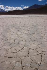 Water laguna honda salt mountain landscape.