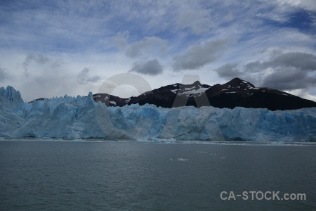 Water mountain lake perito moreno patagonia.
