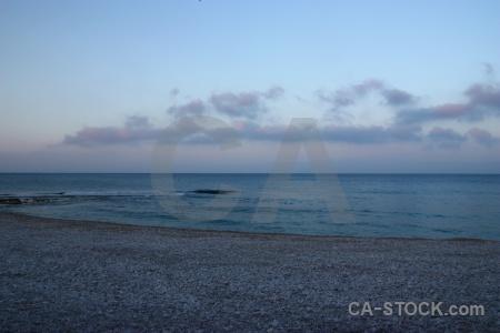 Water sea beach sky europe.