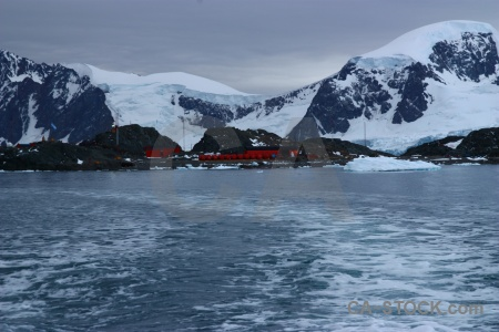Water sea research station antarctica cruise south pole.