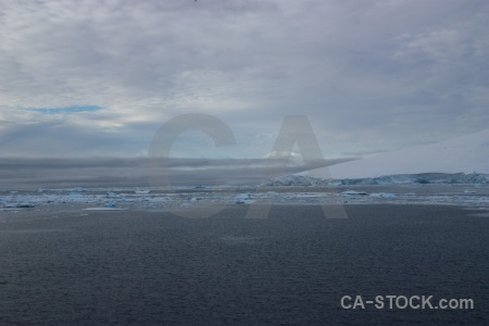 Water sea south pole day 6 channel.