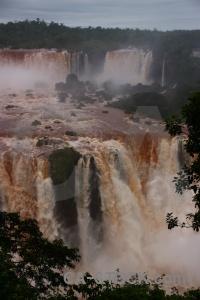 Water sky brazil iguassu falls iguazu.