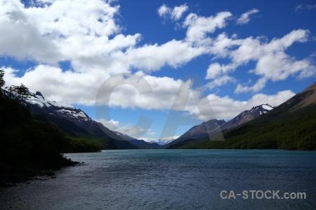 Water south america lake sky mountain.