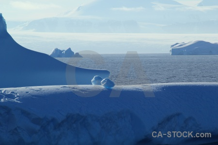 Water south pole sky adelaide island mountain.