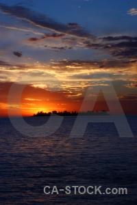 Water sun south america sunrise colonia del sacramento.