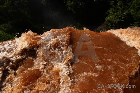 Water unesco iguazu falls argentina iguacu.