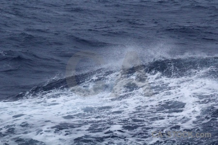 Wave water drake passage day 3 antarctica cruise.