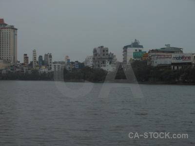 West lake asia southeast hanoi sky.