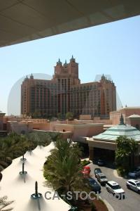 Western asia atlantis sky hotel uae.