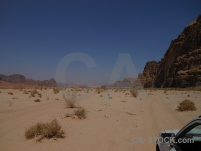 Western asia bedouin sand sky wadi rum.