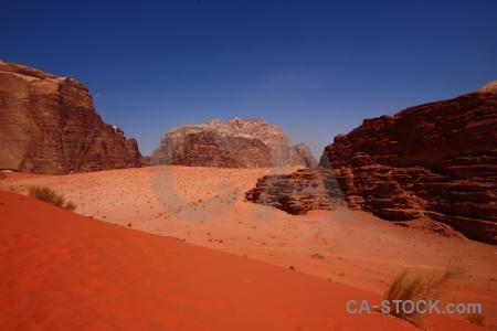 Western asia desert sky middle east dune.