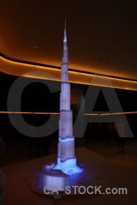 Western asia dubai burj khalifa uae middle east.