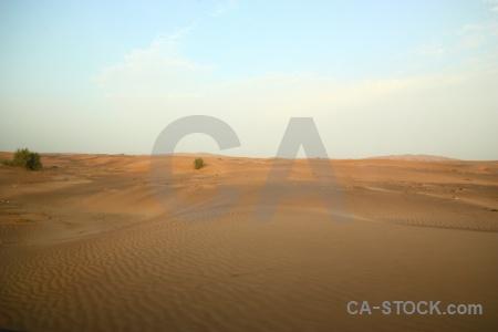 Western asia dubai dune sand middle east.
