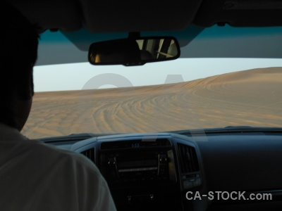 Western asia inside middle east uae 4x4.