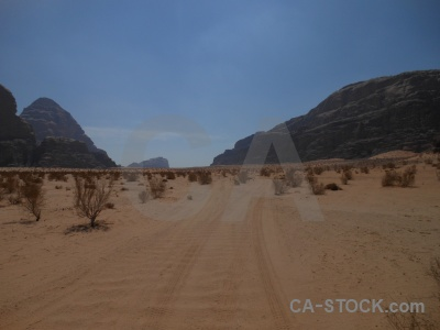 Western asia rock bedouin mountain middle east.