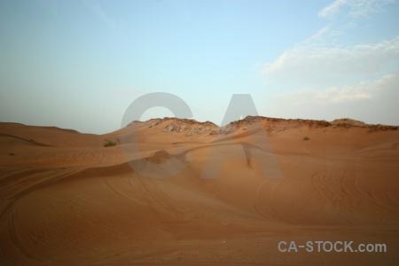 Western asia sand desert uae dubai.
