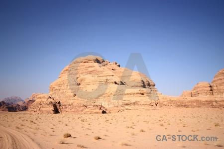 Western asia sand jordan wadi rum middle east.