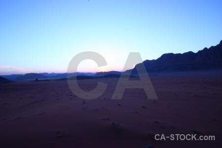 Western asia sand sunset landscape sunrise.